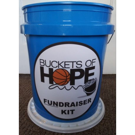 Buckets of Hope Fundraising Event Kit